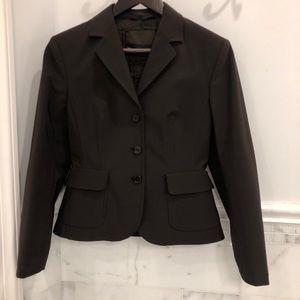 Prada Jackets & Coats - Chocolate Brown Prada Blazer